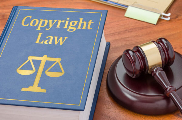 Copyright Law Book