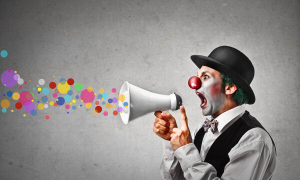 Marketing Plans Often Feel Like You're a Clown