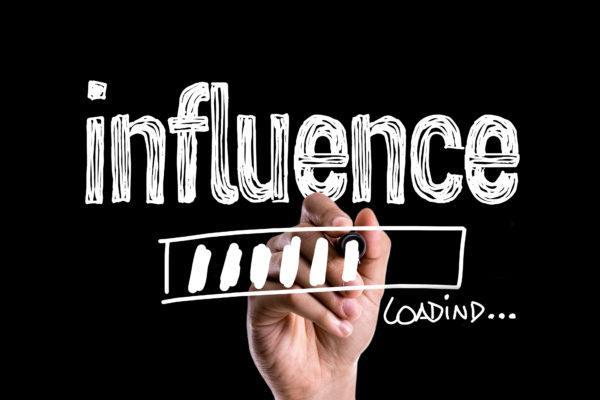 Influencers...no