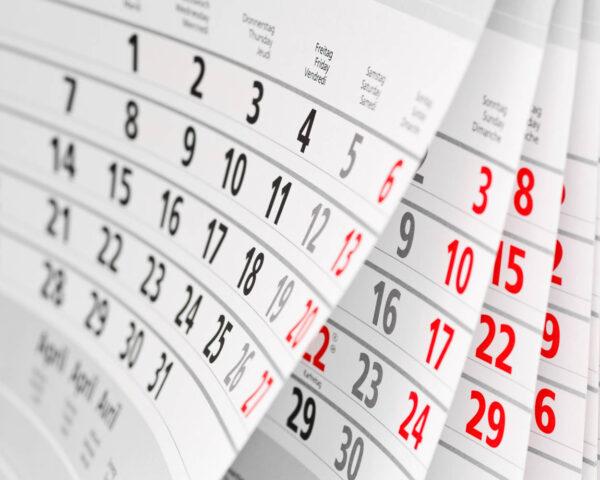 Content Calendar Pages