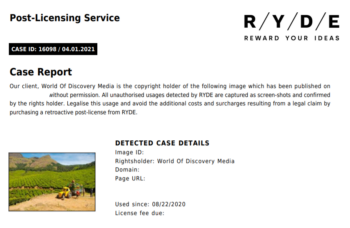 Copytrack vs RYDE – Which Image Monitoring Service is For You?