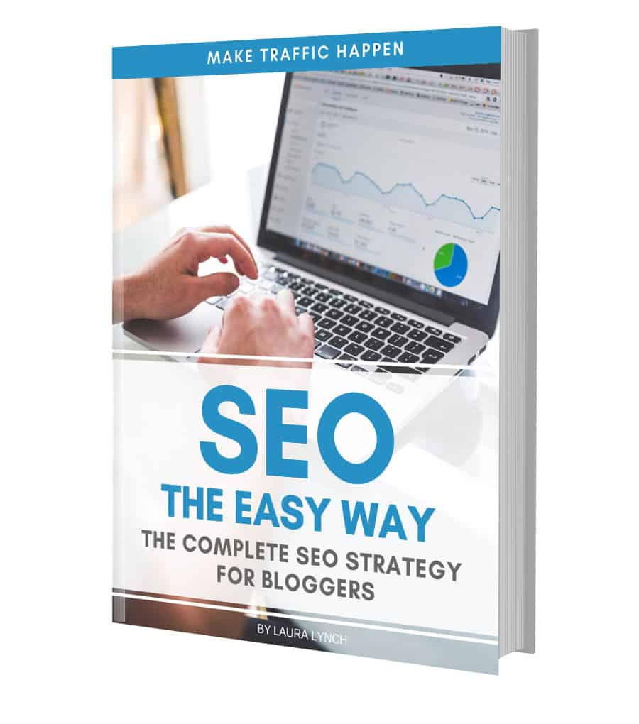 SEO The Easy Way Ebook Make Traffic Happen