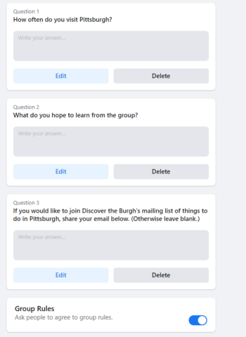 Group Leads- Convert Facebook Group Subs to Your Newsletter